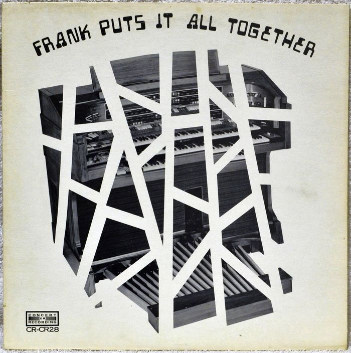Frank Puts It All Together by Frank Renaut 1