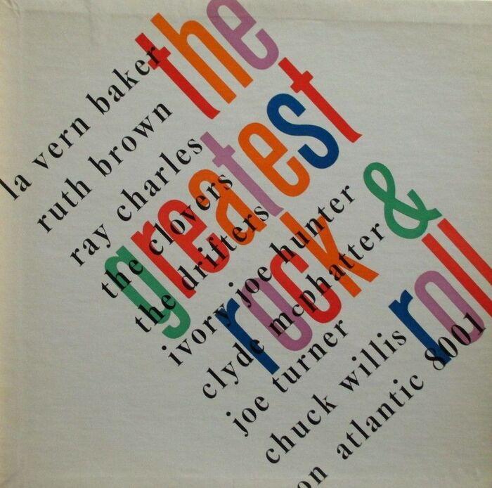 The Greatest Rock & Roll album art 1