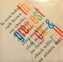 <cite>The Greatest Rock &amp; Roll </cite>album art