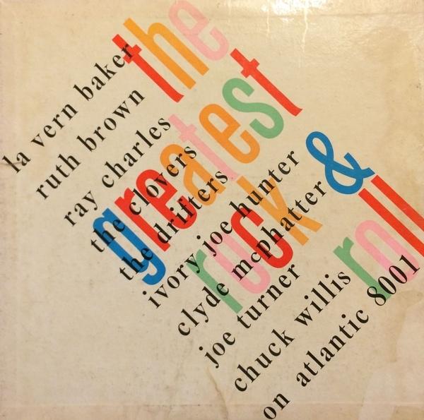 The Greatest Rock & Roll album art 2