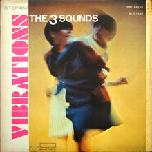 <cite>Vibrations</cite> by The Three&nbsp;Sounds