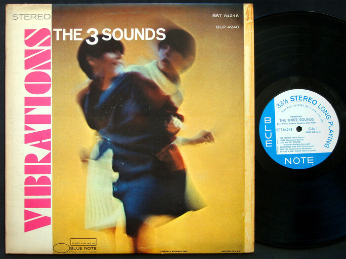 Vibrations by The Three Sounds