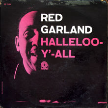 <cite>Halleloo-Y'-All</cite> by Red Garland