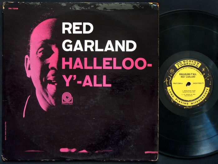 Halleloo-Y'-All by Red Garland