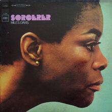 <cite>Sorcerer</cite> by Miles Davis