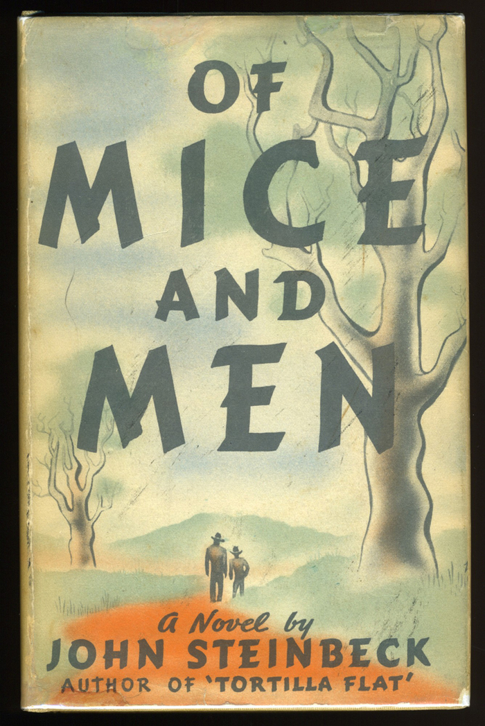 Of Mice And Men by John Steinbeck, first edition 2