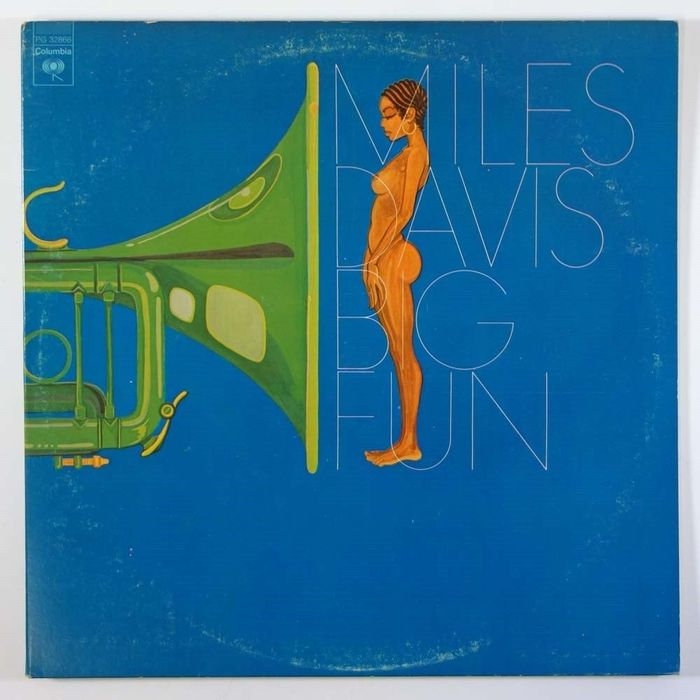 Miles Davis – Big Fun album art 3