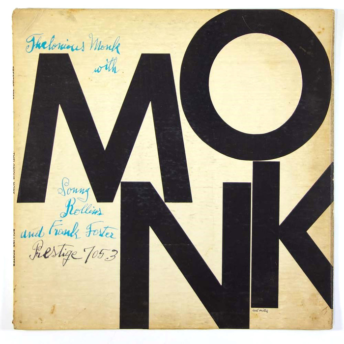 Monk: Thelonious Monk with Sonny Rollins and Frank Foster by Thelonious Monk Quartets 1