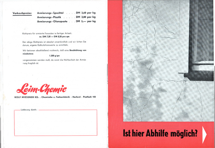 Back/front cover.