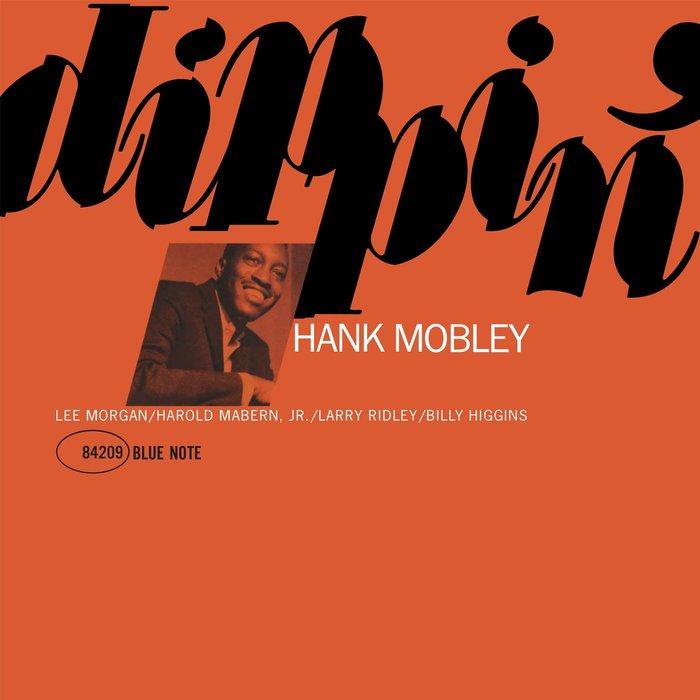 Hank Mobley – Dippin' album art