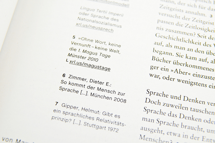 WHO but. Magazin der Fakultät Design an der TH Nürnberg Georg Simon Ohm 4