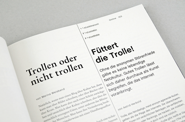 WHO but. Magazin der Fakultät Design an der TH Nürnberg Georg Simon Ohm 5