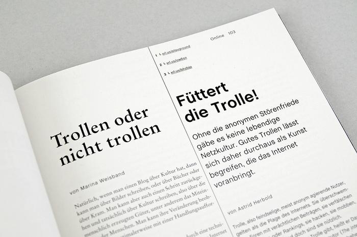 WHO but. Magazin der Fakultät Design an der THNürnberg Georg Simon Ohm 5