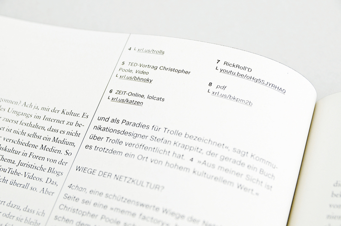 WHO but. Magazin der Fakultät Design an der TH Nürnberg Georg Simon Ohm 6