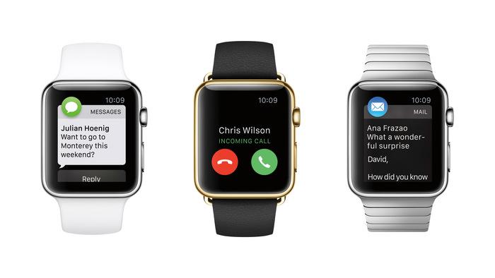 Apple Watch OS (watchOS) 1