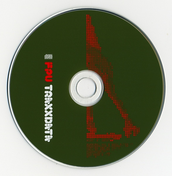 Traxxdata CD artwork