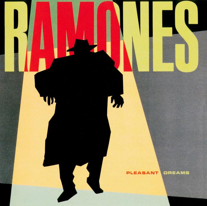 Ramones – Pleasant Dreams album art 1