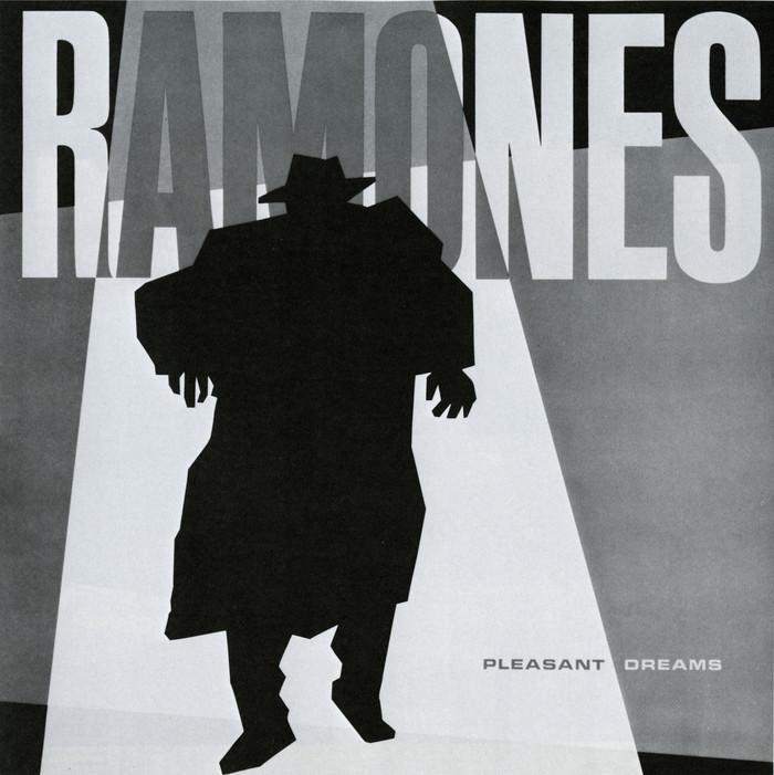 Ramones – Pleasant Dreams album art 2