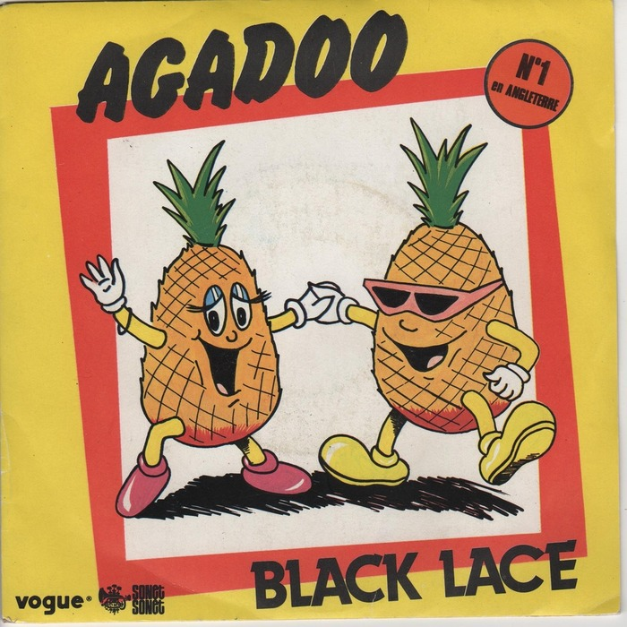 """Agadoo"" – Black Lace"