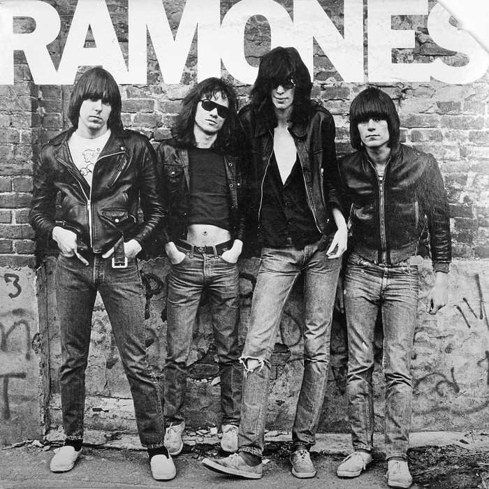 Ramones – Ramones album art 1