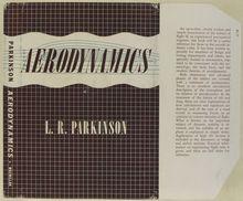 <cite>Aerodynamics</cite> by L. R. Parkinson