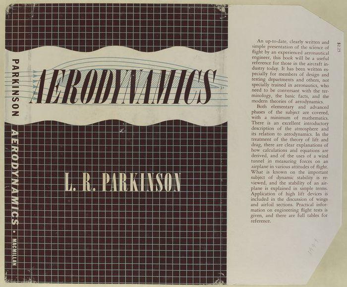 Aerodynamics by L. R. Parkinson