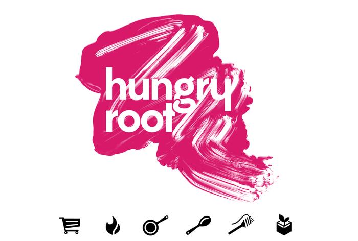 Hungryroot Branding 1