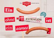 Mautner Markhof 2015 ad campaign