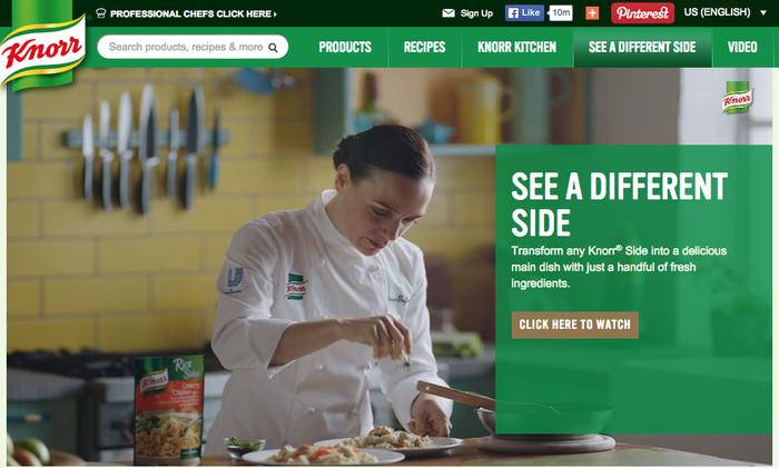Knorr website 3