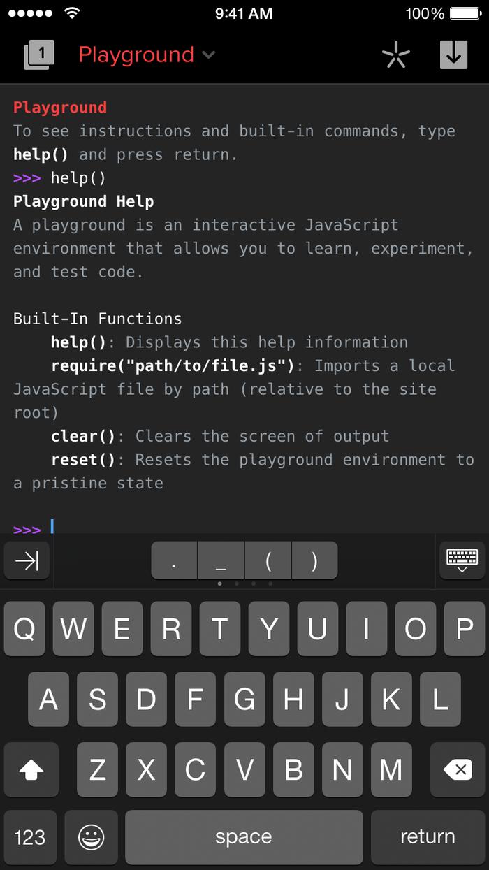 Coda for iOS 2.0 app 8