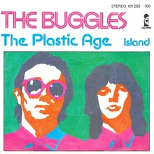 <cite>The Plastic Age / Island</cite> by The Buggles