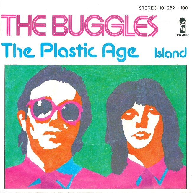 """The Plastic Age"" / ""Island"" – The Buggles"