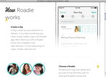 <cite>Roadie</cite> website