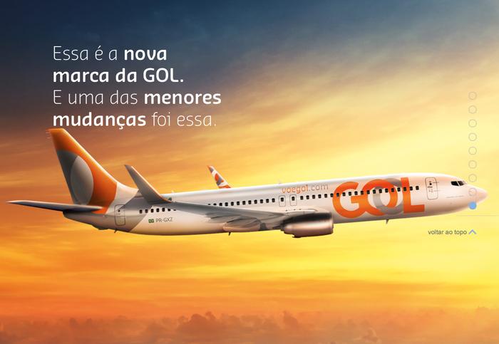 Brazilian Airline GOL 4