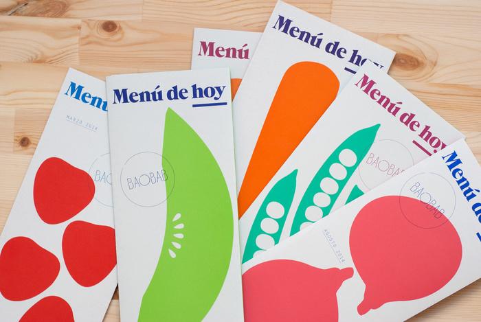 Baobab restaurant branding 7