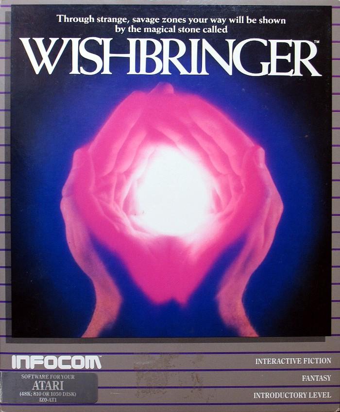Wishbringer by Infocom 1