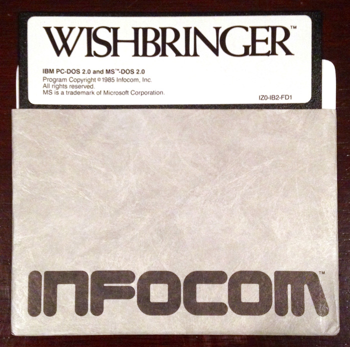 Wishbringer by Infocom 2
