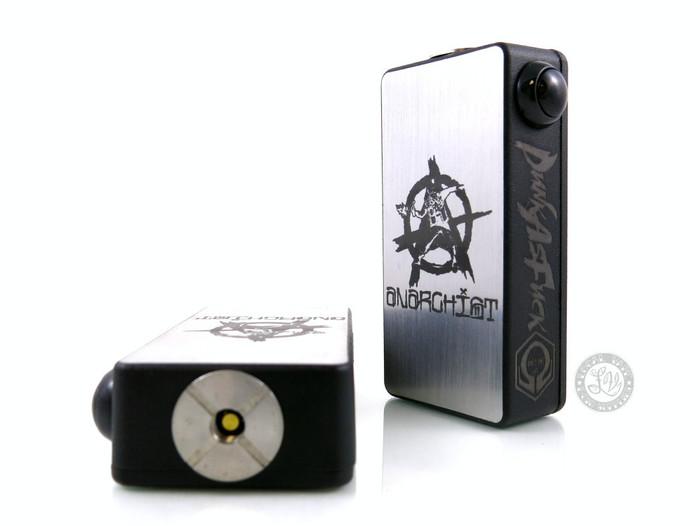 "Anarchist ""Punk As Fuck"" e-cigarette products 3"