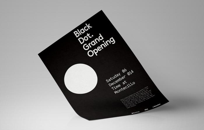 Black Dot 5