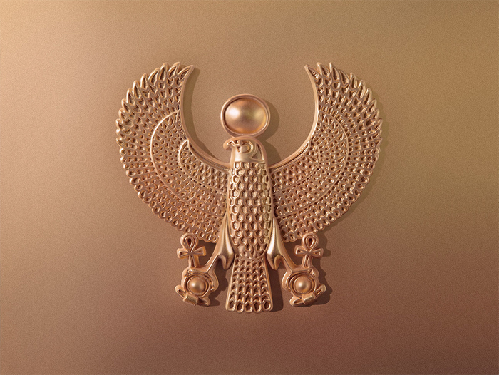 The Gold Album: 18th Dynasty by Tyga 1