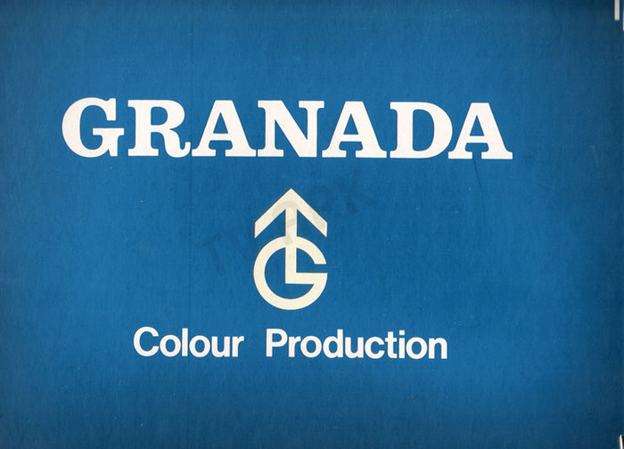 Granada TV title card (1970s, 1980s)