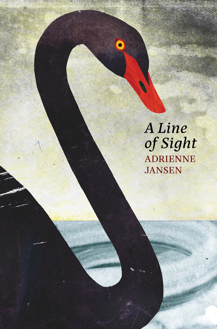 A Line of Sight by Adrienne Jansen, Escalator Press