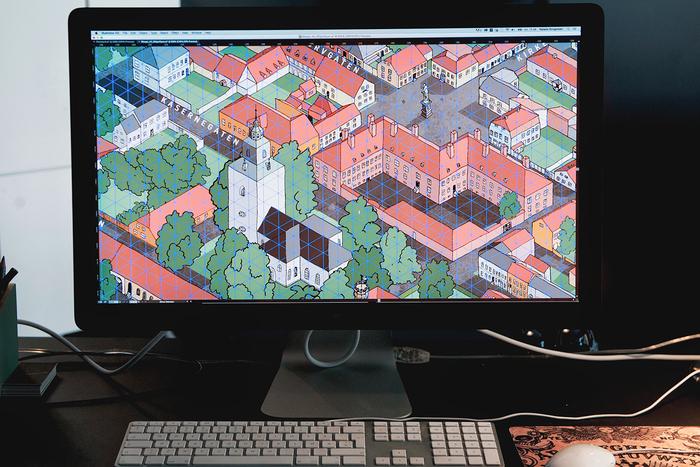 Fredrikstad Fortress Town 6
