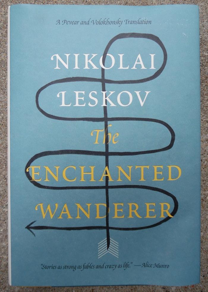 The Enchanted Wanderer by Nikolai Leskov 1