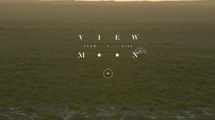 View From A Blue Moon website & trailer 4