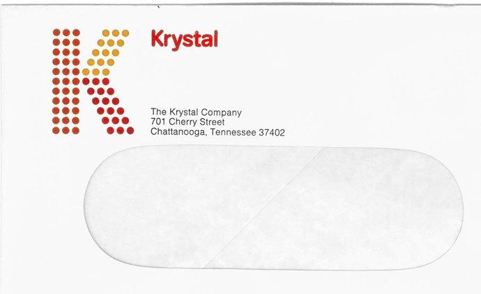 The Krystal Company, 1970s rebranding 1