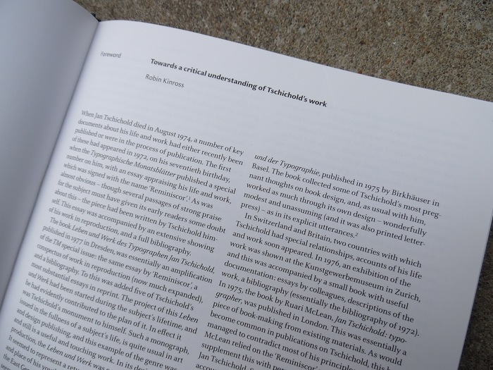 Active Literature: Jan Tschichold and New Typography by Christopher Burke 3