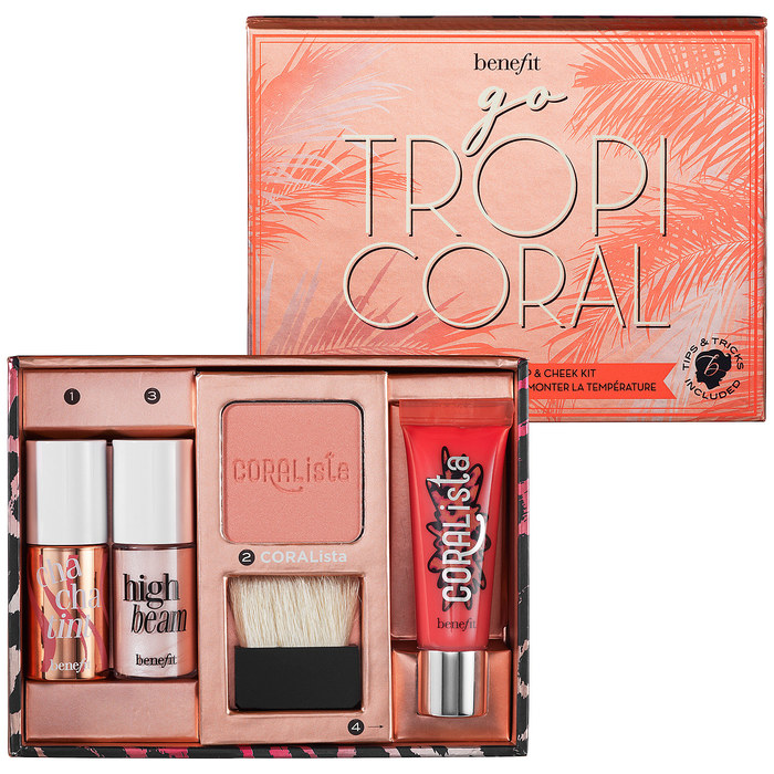 Benefit Beauty Kits 1