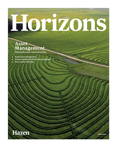 Horizons, the company's quarterly publication
