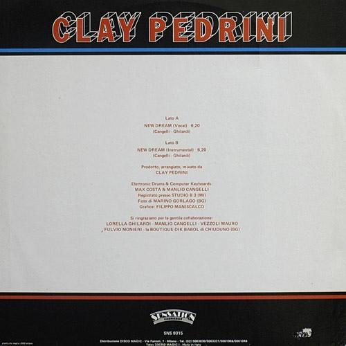 """""""New Dream"""" – Clay Pedrini 2"""